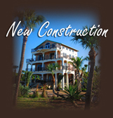 island building and new construction homes and beach houses
